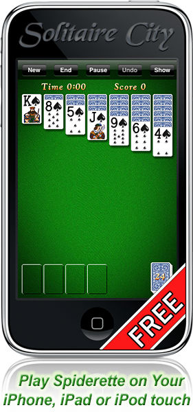 Download FREE Solitaire City App for iPhone, iPad and iPod touch