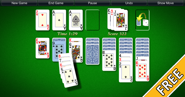 solitaire online playing against each other